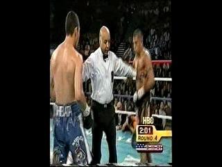 2001-09-22 Fernando Vargas vs Shibata Flores (vacant WBA World Super Welterweight Title/vacant IBA Light Middleweight Title)