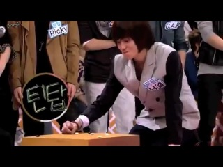 [SHOW] 22.01.2012 Key (SHINee) vs Niel (Teen Top) @ Alkkagi Game