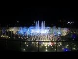 Цветные фонтаны в Царицино