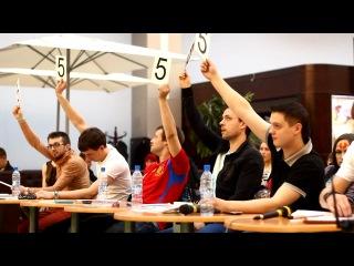 Сибирский Молл. Четверть финал игр КВН