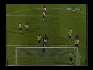 31.05.2000 Англия - Украина
