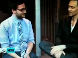 Tom Hiddleston MTV interview Actors ''We're Thankful For 2011'' Part 1