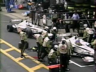 F1 2001. 03. Гран-При (ГП GP) Бразилии, гонка