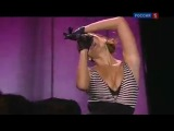 Жанна Фриске - А на море белый песок ( песня года 2009 )