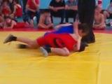 Азиз Яяев в весе 40 кг 26.04.12