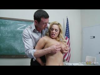 1\2 [ BigTitsAtSchool / Brazzers ]• Shyla Stylez • [ All sex , HD 720 ]