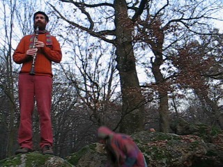 New clip Nagualь Nevesta Yozi.Snyato v Slovackih gorah.15.11.2011.