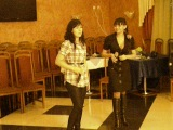 ШЛТМ 2011 г. Фаина и Аниса
