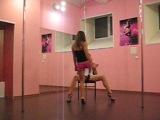 Приватный танец Ирины Царской
