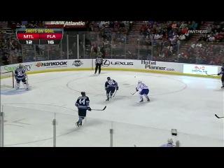 НХЛ 2012. Монреаль Канадиенс - Флорида Пантерз (26.02.2012)