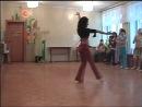 Танец живота Мастер-класс Елены Веретенниковой video-dance1