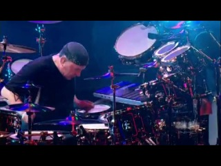 Neil peart drum solo - rush