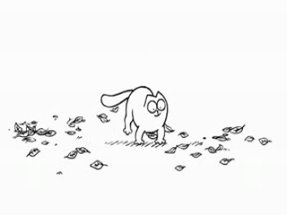 Кот Саймона серии(1-20)