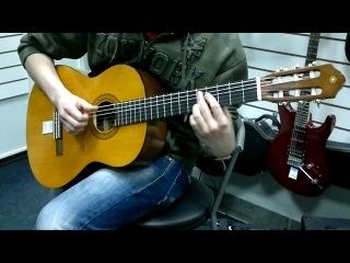 Yamaha C40 как правильно подобрать классическую гитару, Как мы трахали и ебли двух сладеньких молоденьких девочек, пикап тренинг для неумелых альфа-самцов. <a href=