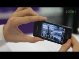 Обзор Samsung GT-I8350 Omnia W