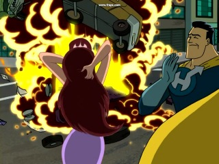 Drawn Together - Clara and Car Crashes