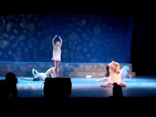 Антология Сна. Театра танца Paradigm, г.Москва. Постановщик: Оля Солдак