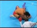 Nobuhiko Takada vs. Keiji Mutoh (1-й бой)