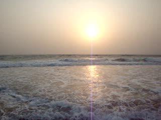 Кандолим. Мой любимый пляж. Апрель 2013