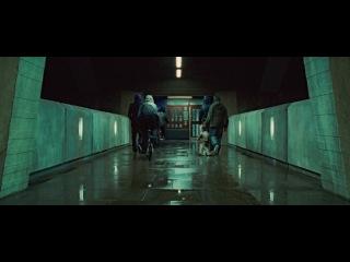 KRS-ONE - Sound of Da Police отрывок из фильма[Чужие на районе]
