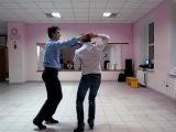 Встреча Нового Года 2012! Показательное выступление: Назар и Андрей!!!!)))))