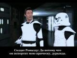 Crackovia {RUS SUB} - Звездные войны Эп 4 Столковение