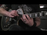 ANDY JAMES Guitar solo contest. OFFICIAL VIDEO from Blackstar Amps
