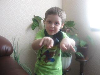 Галимов Анвар Харисович 5 яшь.