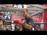 Junior Dos Santos Speed Punches