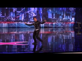 Невероятные движения в танце... Kenichi Ebina Performs an Epic Matrix- Style Martial Arts Dance - America s Got Talent