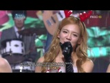 [PERF] SNSD - All I Want For Christmas Is You (MBC SNSD Christmas Special /24.12.11)