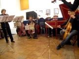 Георг Филипп Телеман. Концерт для блок-флейты, виолы да гамба и струнных ля минор.
