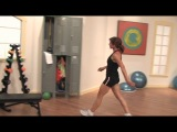 Mindy Mylrea  (Bosu Total Body Blast)