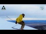 Призер соревнований Lady Gesh -2013 Носонова Ася (Новосибирск, горные лыжи)