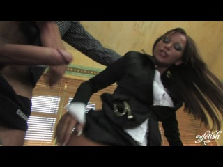 Christina Bella - The Dry Cleaner TV studio �� ���� ��������� ������ http://vk.c...