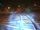 Дрифт на запасном колесе 2 (29.02.2012)