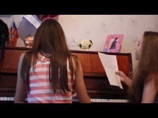 Влада и Настя-Эта песня для тебя