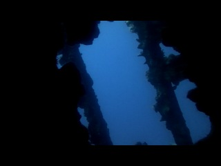 Дайвинг, Абанухас затонувший корабль Джанис Д