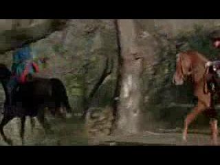«Чингачгук–Большой Змей» (ГДР, 1967) – 3. Чингачгук и французский конный разъезд