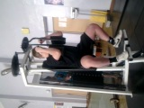 100 фунтов на тренажёре кинг конг