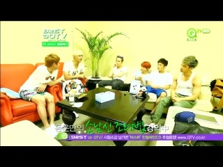 [SHOW] 1.09.2012 BEAST on QTV, Ep.2