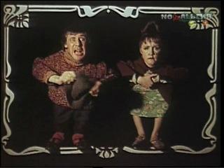 В.Высоцкий - Ой, Вань, глядикось...попугайчики...Диалог у телевизора