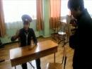 [Конкурс Один день из жизни школы] - 11 Б класс (28 октября 2011)