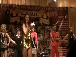 СТУКНУТОЕ танго!!))