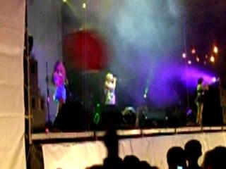 Я на концерте группы XS лучшего состава в потдержку Юлию Тимошенко