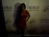 Nicole Scherzinger, Pussycat Dolls, On The Red Carpet At Chateau Nightclub
