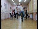 Britney Spears - Criminal. Choreography by Artem Leukin