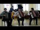 Фрагмент выступления ансамбля преподавателей Канашского педагогического колледжа