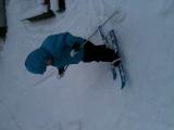 Уступите парню лыжню...:))