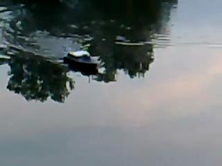 Jabo 2B радио лодка для рыбалки